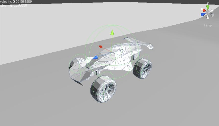 Unity Stunt Car Racer v02 : LyCheSis:showCase