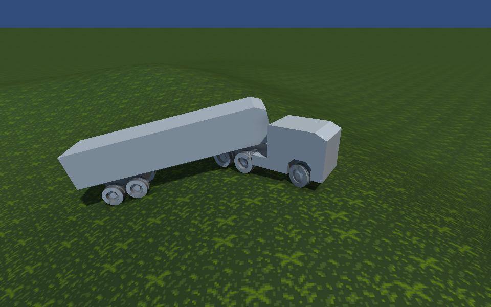 Unity Vehicle Physics - xsonarcookie