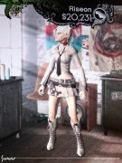 Rock Band - Riseon - Angel Outfit